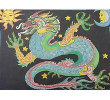 Feng Shui Dragon Photographic Print
