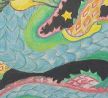 Feng Shui Dragon Sticker