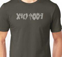 Trap Door Phoenician Lettering Unisex T-Shirt
