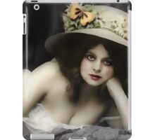 Will You Love Me In The Morning iPad Case/Skin