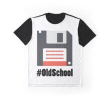 #OldSchool Graphic T-Shirt