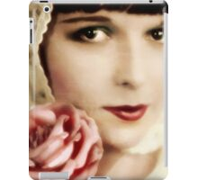 Vintage Rose iPad Case/Skin