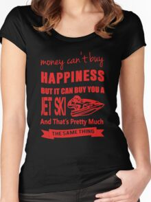Jet Ski Lovers Women's Fitted Scoop T-Shirt