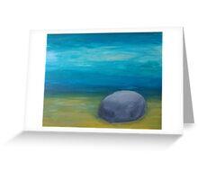 Serenity and Stillness Greeting Card