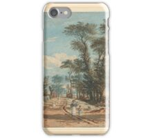 John Varley The Harrow Road, Paddington  iPhone Case/Skin