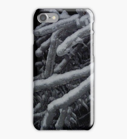Ice Fingers  iPhone Case/Skin