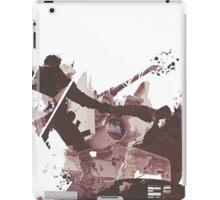 Till the fight's won iPad Case/Skin