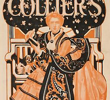 Leyendecker, Frank Xavier - 'Collier's. Fiction Number' by Adam Asar