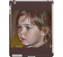 Little Miss Mia iPad Case/Skin