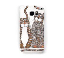 Purrfection Samsung Galaxy Case/Skin
