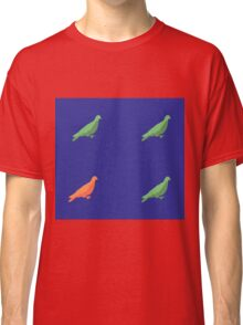Pigeons are cool Classic T-Shirt