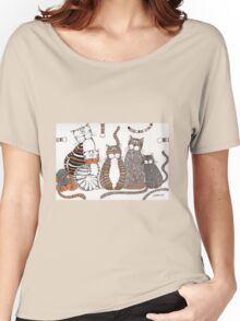 Purrfection Women's Relaxed Fit T-Shirt