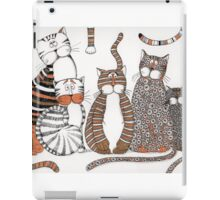 Purrfection iPad Case/Skin