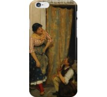 Stefano Novo ITALIAN BEAUTY IN THE STREETS OF VENICE iPhone Case/Skin