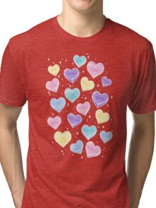 Heart candy Tri-blend T-Shirt