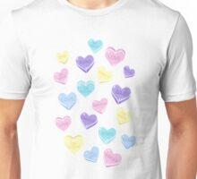 Heart candy Unisex T-Shirt
