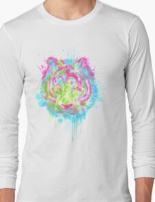 Colored Tiger T-Shirt