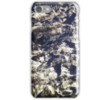 The Pyrenees Mountains  iPhone Case/Skin