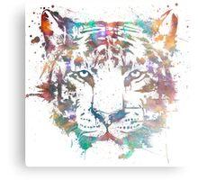 Cosmic Mushin Tiger Canvas Print