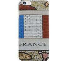 France iPhone Case/Skin