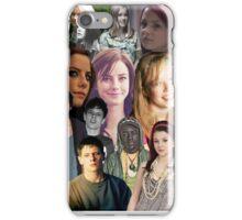 Skins Generation 2 Collage iPhone Case/Skin