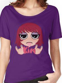 Kim Pine Women's Relaxed Fit T-Shirt