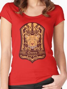 Lioness Blazon Women's Fitted Scoop T-Shirt