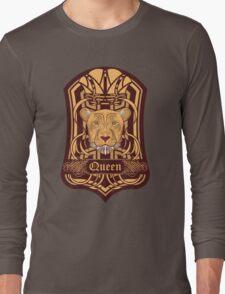 Lioness Blazon Long Sleeve T-Shirt