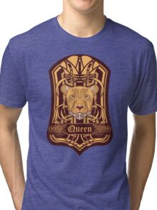 Lioness Blazon Tri-blend T-Shirt