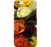 Wedding Roses  iPhone Case/Skin