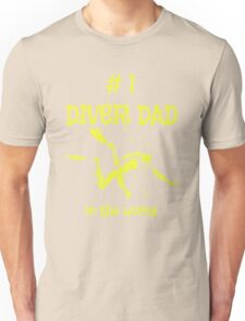 DIVING DAD Unisex T-Shirt