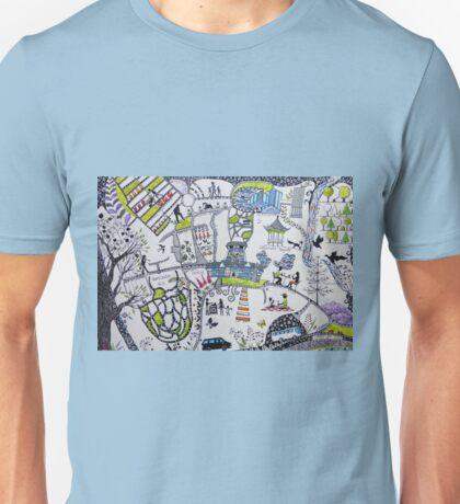 Wisley Gardens Unisex T-Shirt