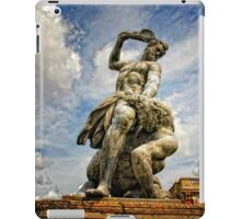 Statue at Wimpole iPad Case/Skin