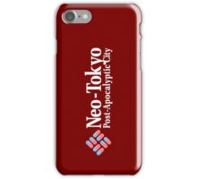 Neo Tokyo iPhone Case/Skin