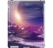 Alien Planet - Fantasy Landscape iPad Case/Skin