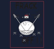 FRACK OFF One Piece - Long Sleeve