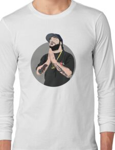 RIP A$AP Yams T-Shirt (ASAP Mob) Long Sleeve T-Shirt