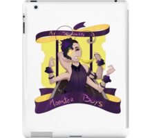My Sexuality is Monster Boys iPad Case/Skin