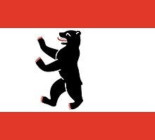 Flag of Berlin  by abbeyz71