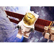 The Space Walk Photographic Print