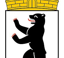Coat of Arms of Berlin by abbeyz71