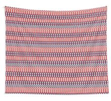 Funny knitted pattern Wall Tapestry
