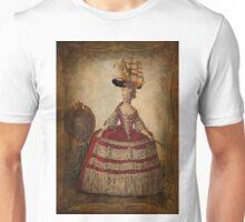 Maire Antoinette Gets a New Hat Unisex T-Shirt