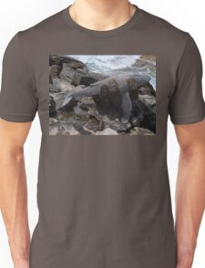 Chain Mail Whale,Sculptures By Sea,Australia 2015 Unisex T-Shirt