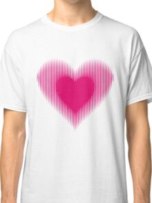 My Heart Beats For You Classic T-Shirt
