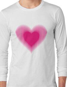 My Heart Beats For You Long Sleeve T-Shirt