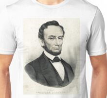 Abraham Lincoln - Sixteenth President of the United States - 1865 Unisex T-Shirt