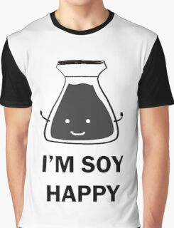 Zoella Soy Happy Shirt Graphic T-Shirt