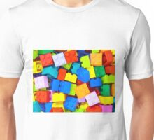 Bricks Unisex T-Shirt