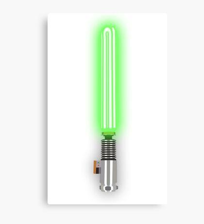 Star Wars - Luke's Light 'Saver' Canvas Print